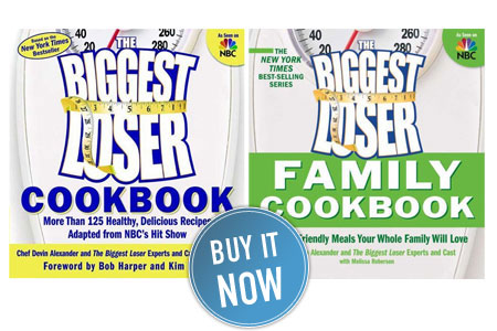 Biggest Loser Cookbooks