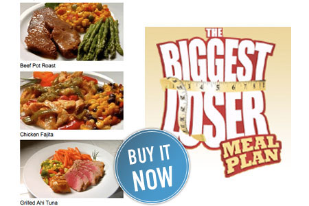 Biggest Loser Meal Plan