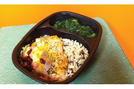 Bistro MD Roasted North Atlantic Salmon - Bistro MD Taste Test