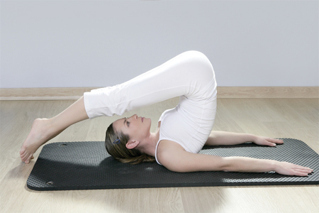 Black or White Yoga Mats
