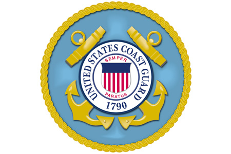 Coast Guard Weight Requirements