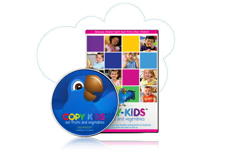 Copy Kids DVD