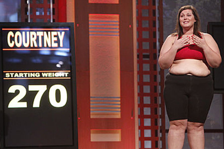 Courtney's First Weigh In - Courtney Rainville's Biggest ...