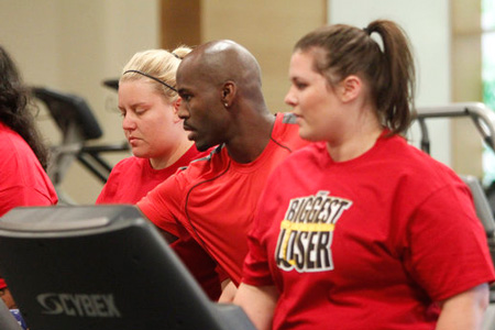 Working Out with Dolvett