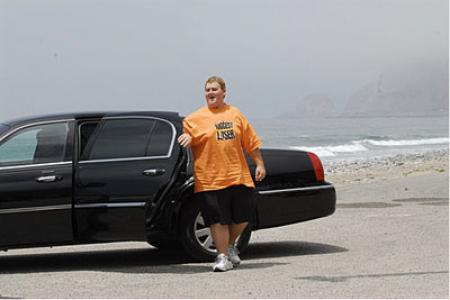 Daniel Arrives at Biggest Loser 8