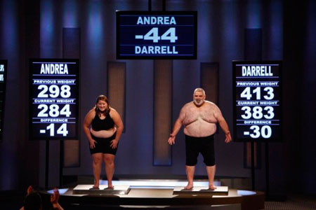 Darrell and Andrea