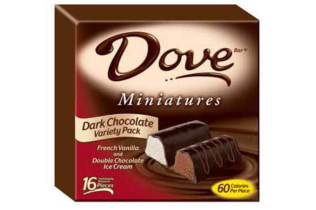 Dove Chocolate Miniatures