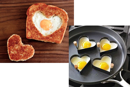 Heart-Healthy Egg Breakfast