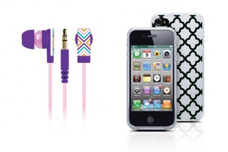 Fashionation Headphones and iPod Case