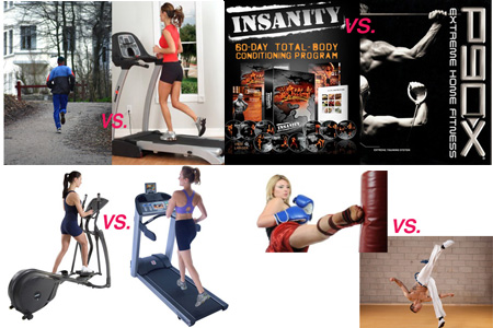 Introduction to Fitness Comparisons