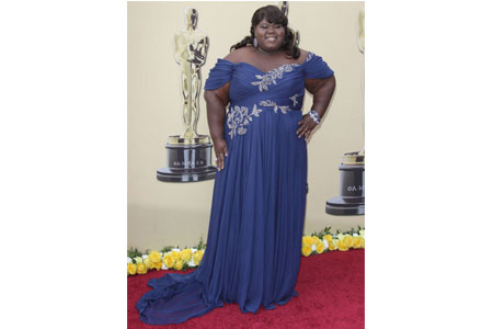 Gabourey Sidibe's Weight