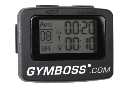 Gymboss Interval Trainer
