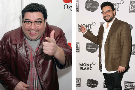 Horatio Sanz's Weight Loss