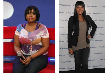 Jennifer Hudson's Weight Loss