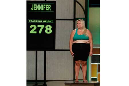 Jennifer Weighs In