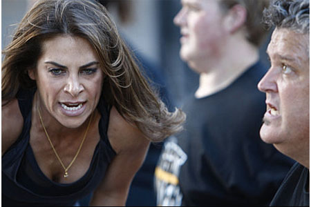 Jillian Michaels: Biggest Loser Trainer