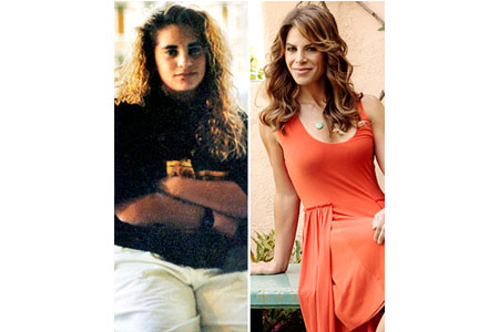 Jillian Michaels' Weight Loss