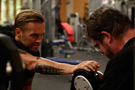 Working Out with Bob Harper