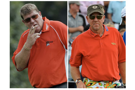 John Daly's Weight Loss