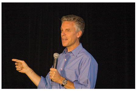 Jon Huntsman's Position on Health Care