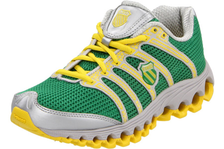 KSwiss Jillian Michaels Tubes