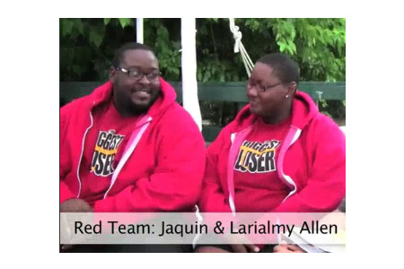 Jaquin and Larialmy