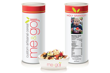 me&goji Cereal of the Month Club