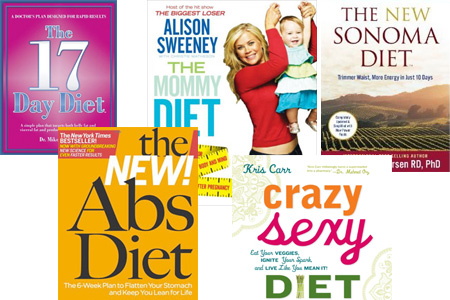 Must Read Diet Books of 2011