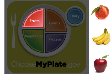 MyPlate Fruit