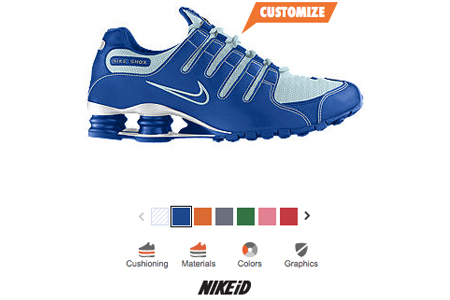 Customized Sports Shoes