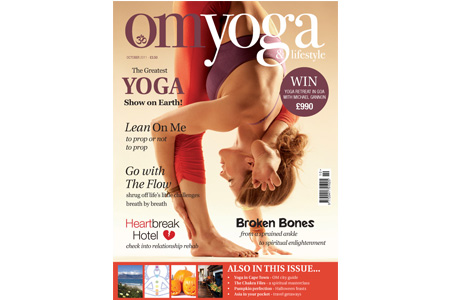 Subscription to Om Magazine