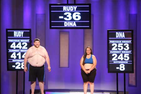 Rudy and Dina: Blue Team