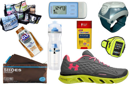 Win This Runner Prize Pack!
