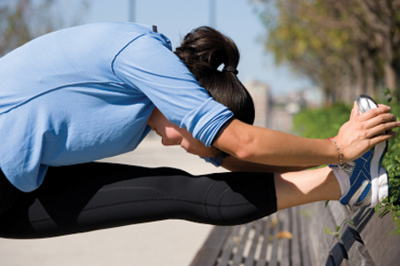 What are Safe Stretches to do Before and After a Run?