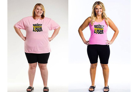 Sarah Nitta - Biggest Loser 11
