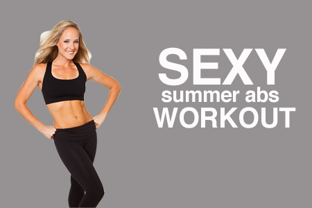 Circuit training for summer abs!