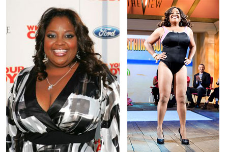Sherri Shepherd's Weight Loss