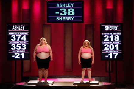 Pink Team: Sherry and Ashley