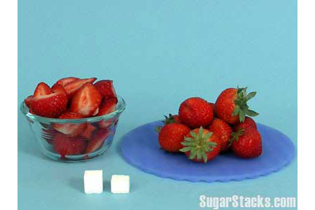 The Sugar in Strawberries