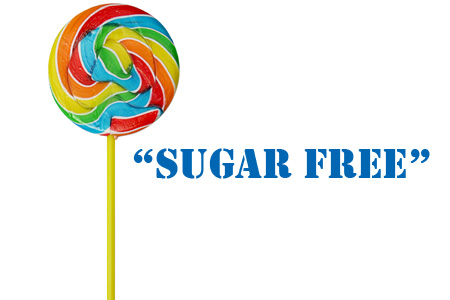 Sugar Free Food Labels