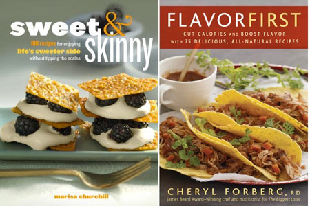 Healthy Cookbooks with Plenty of Flavor