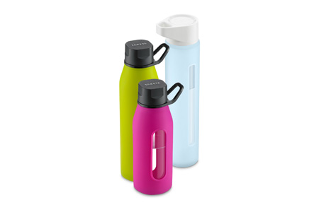 Takeya Glass Water Bottles