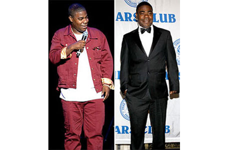 Tracy Morgan's Weight Loss