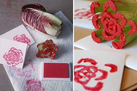 Vegetable Stampers