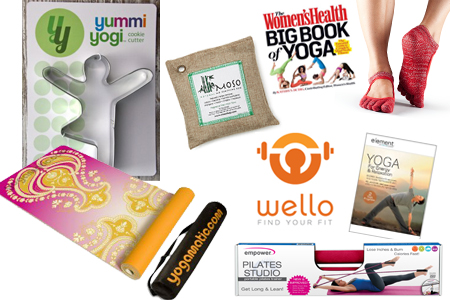 Win This Yogi Prize Pack!