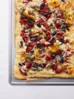 Nicoise Pizza Photo