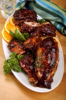 BBQ Chicken Photo