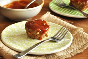 Romney's Meatloaf Cakes Photo