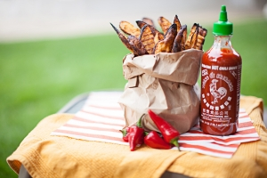Sriracha Oven Fries Photo