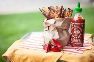 Sriracha Oven Fries Photo